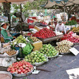 Les fruits vietnamiens, un kaléidoscope coloré !