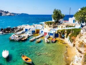 Firipotamos ile grecque de milos