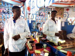 Coiffeur hommes Togo